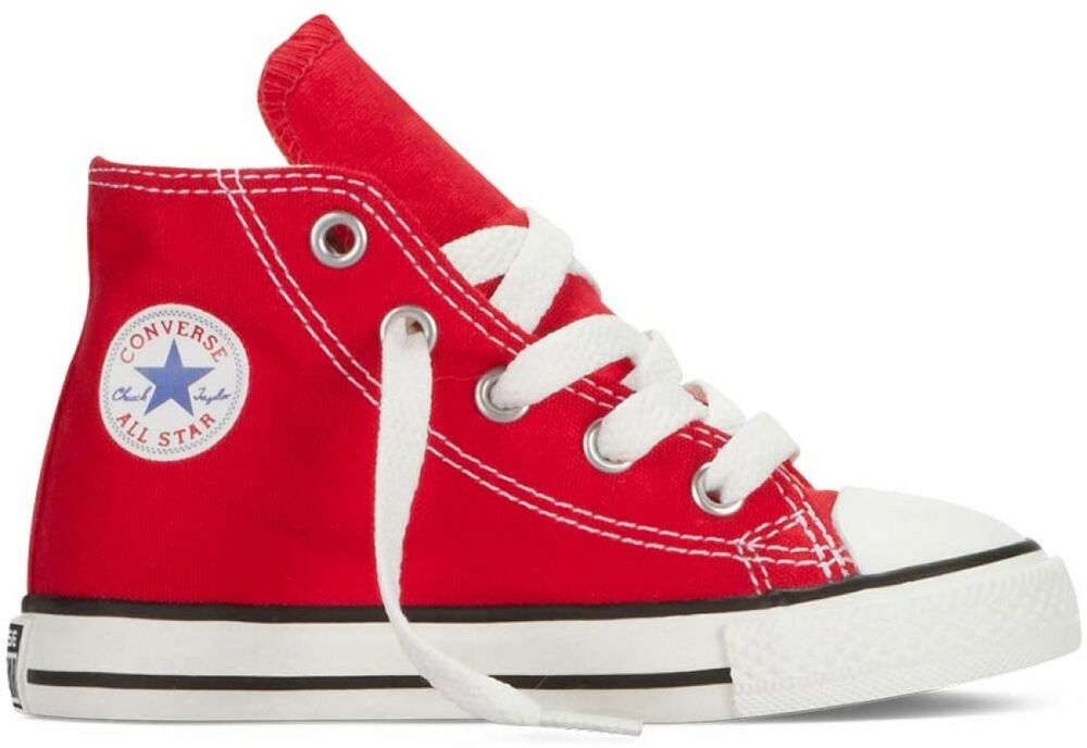 White Converse Shoes For Toddlers
