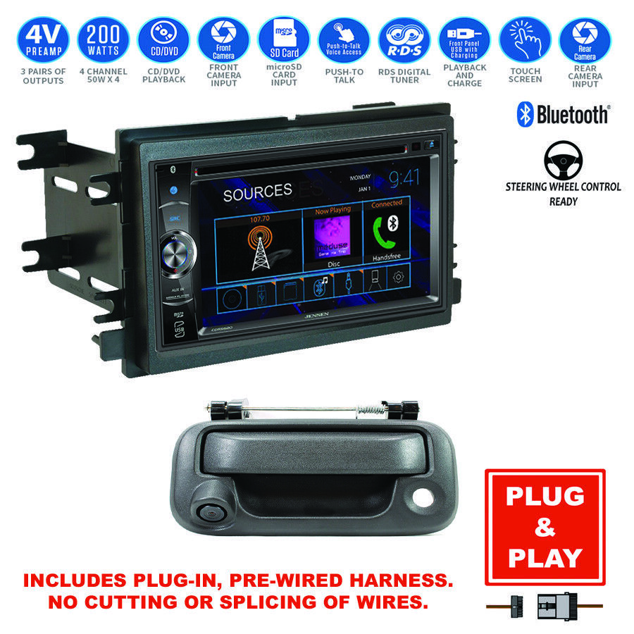double din bluetooth usb stereo 04