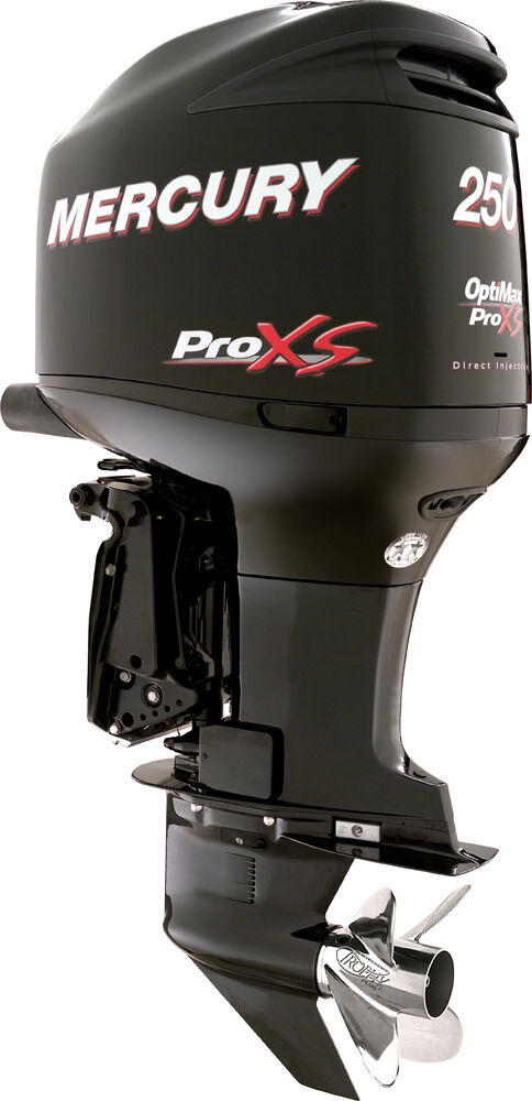 Mercruiser optimax pro xs 250hp new marine engine ebay for 25 hp outboard motor reviews