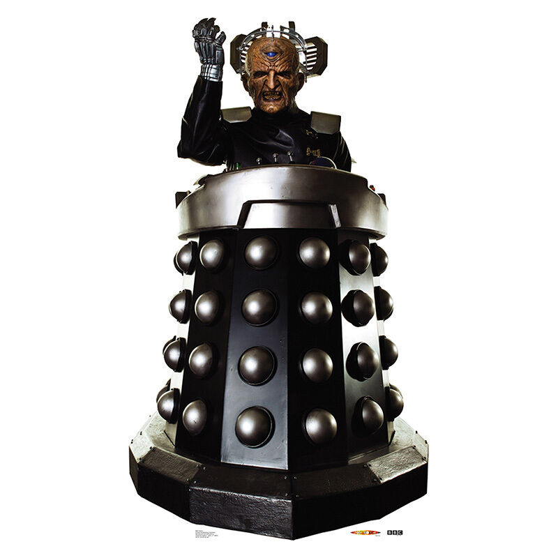 Davros doctor who dr who dalek master lifesize cardboard - Doctor who dalek pics ...