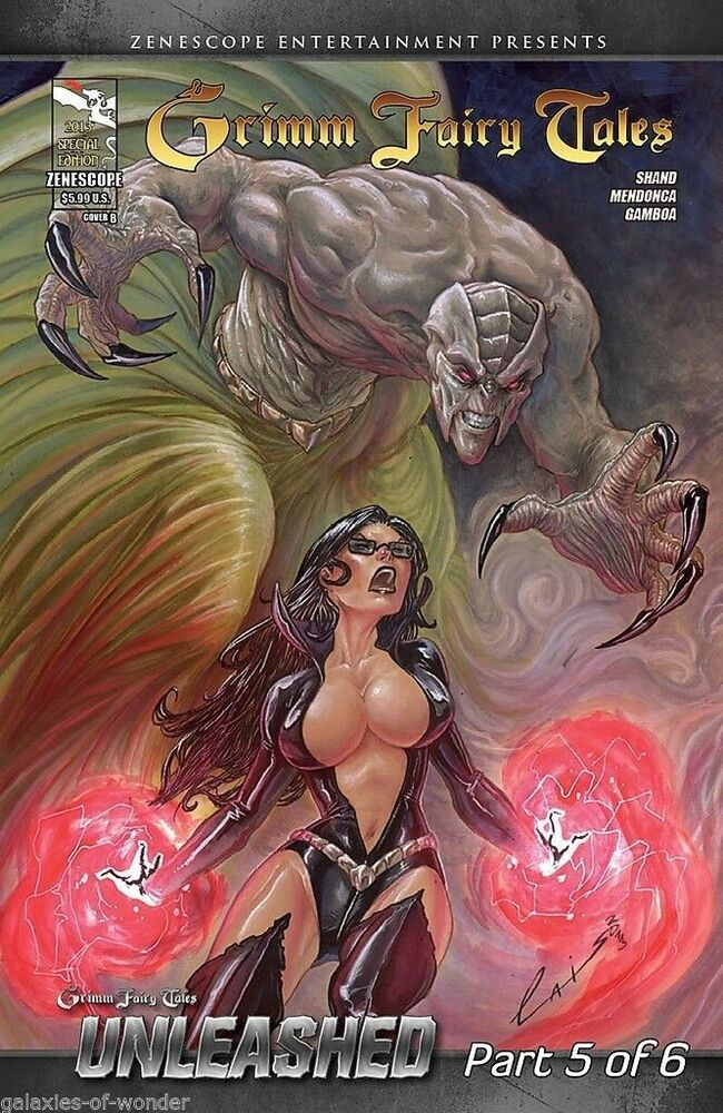 Grimm fairy tales holiday edition 2013