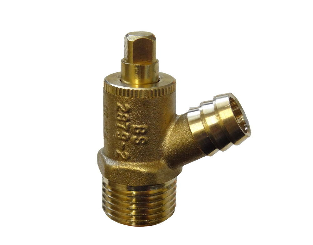 1 2 inch bsp drain cock valve type a with leak proof for What type of plumbing do i have