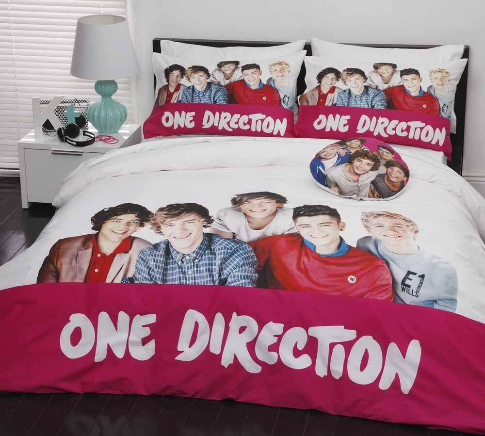 One Direction Bedding Set Twin