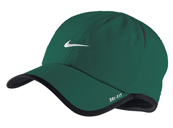 New Nike Feather Light Cap Hat Dri Fit Running Tennis