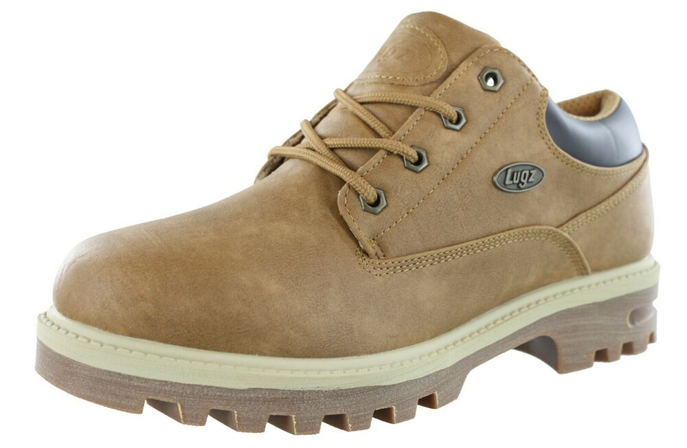 MEN'S LUGZ EMPIRE LO WR THERMABUCK SLIP RESISTANT BOOTS