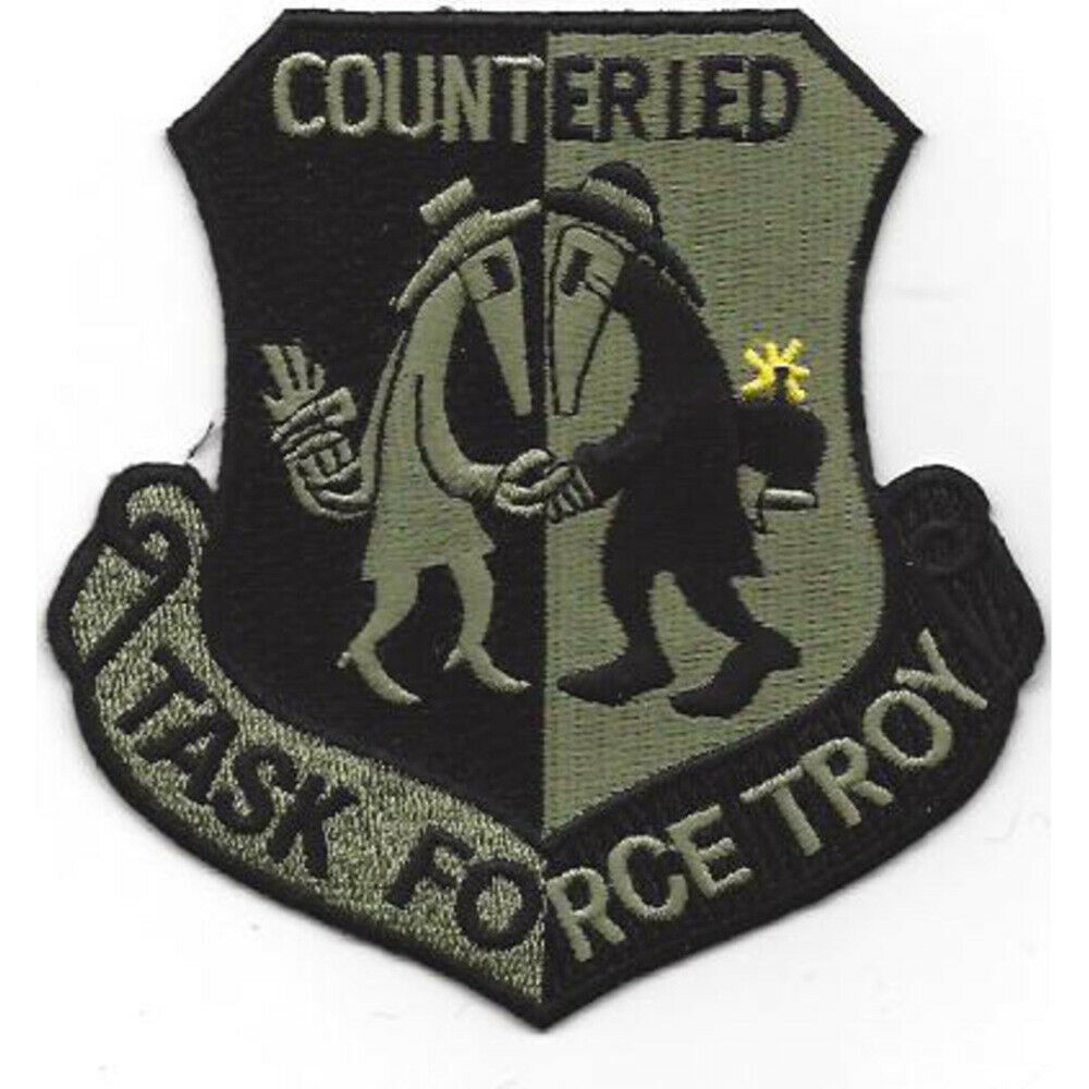 Task Force Troy Counter Improvised Explosive Device Patch ...