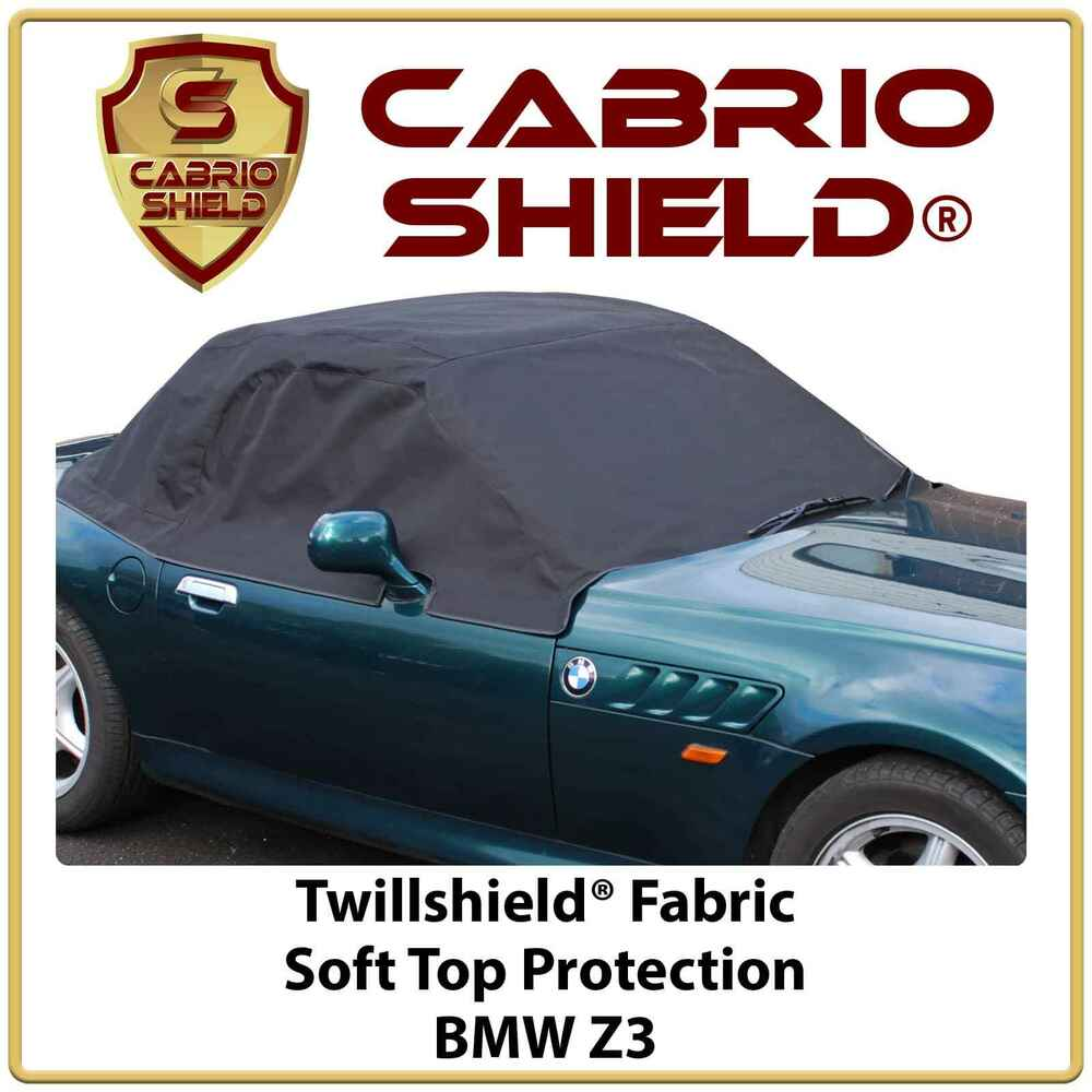 Bmw Z3 Car Cover: BMW Z3 Car Hood Soft Top Cover Half Cover Protection