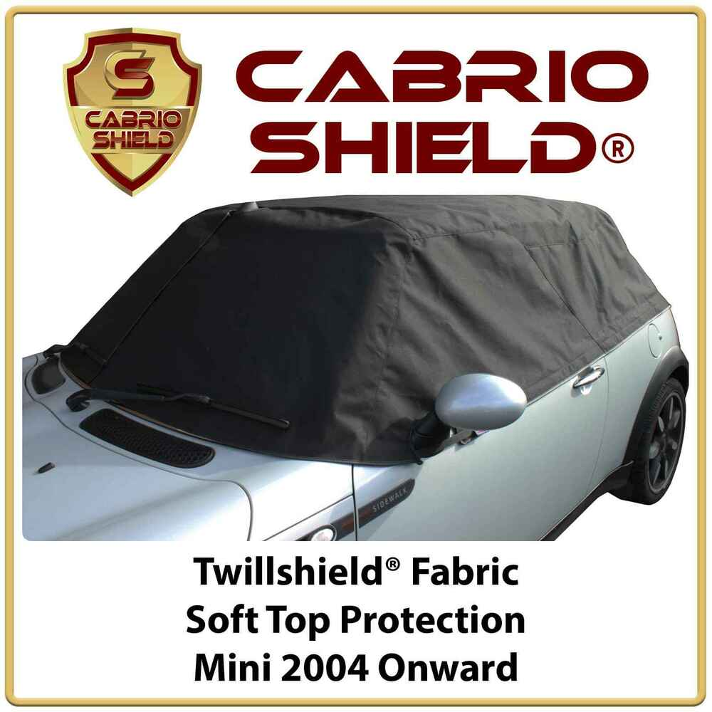 2004 2008 Mini Cooper Convertible Top Replacements: BMW Mini Convertible Car Hood Soft Top Cover Half Cover