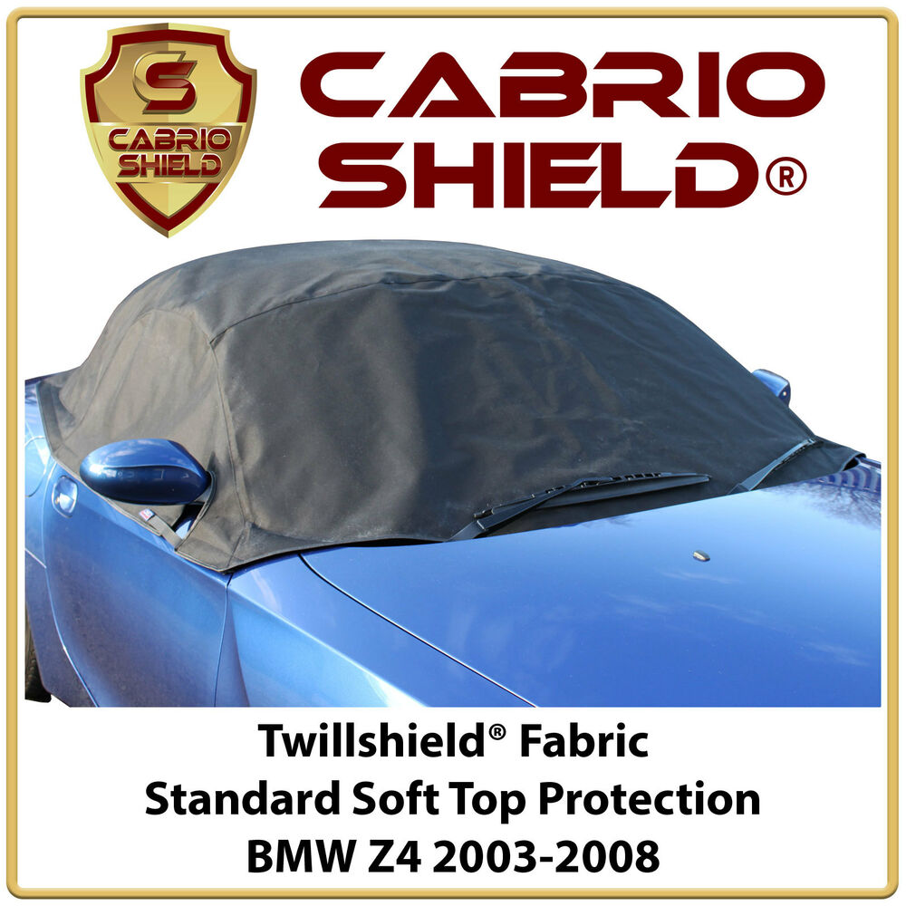Bmw Z4 Car Hood Soft Top Cover Half Cover Protection