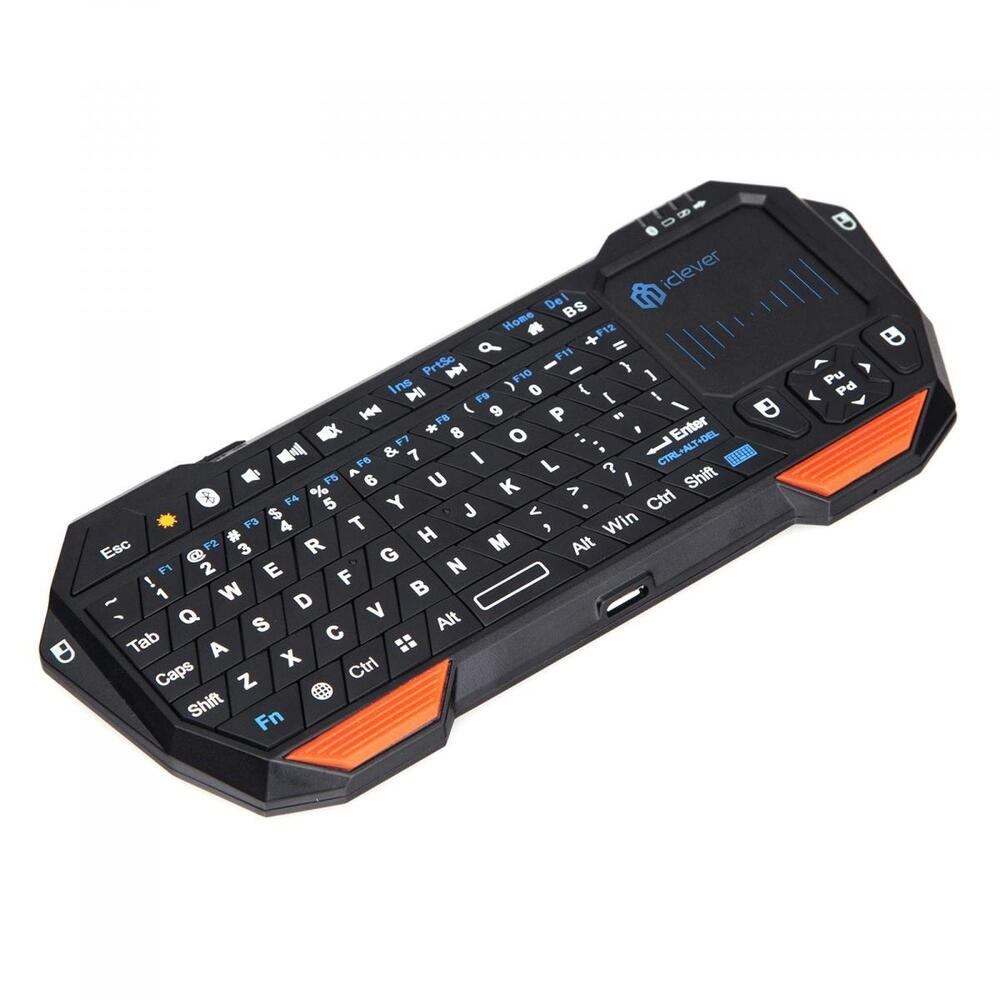 Bluetooth Keyboard Mapping Android: Mini Wireless Bluetooth Keyboard Mouse Touchpad For Google Nexus7 Android TV Box