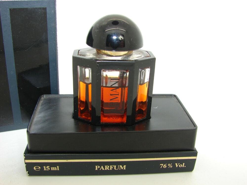 rare vintage armani classic femme parfum 1 2 oz 15ml perfume in box ebay. Black Bedroom Furniture Sets. Home Design Ideas
