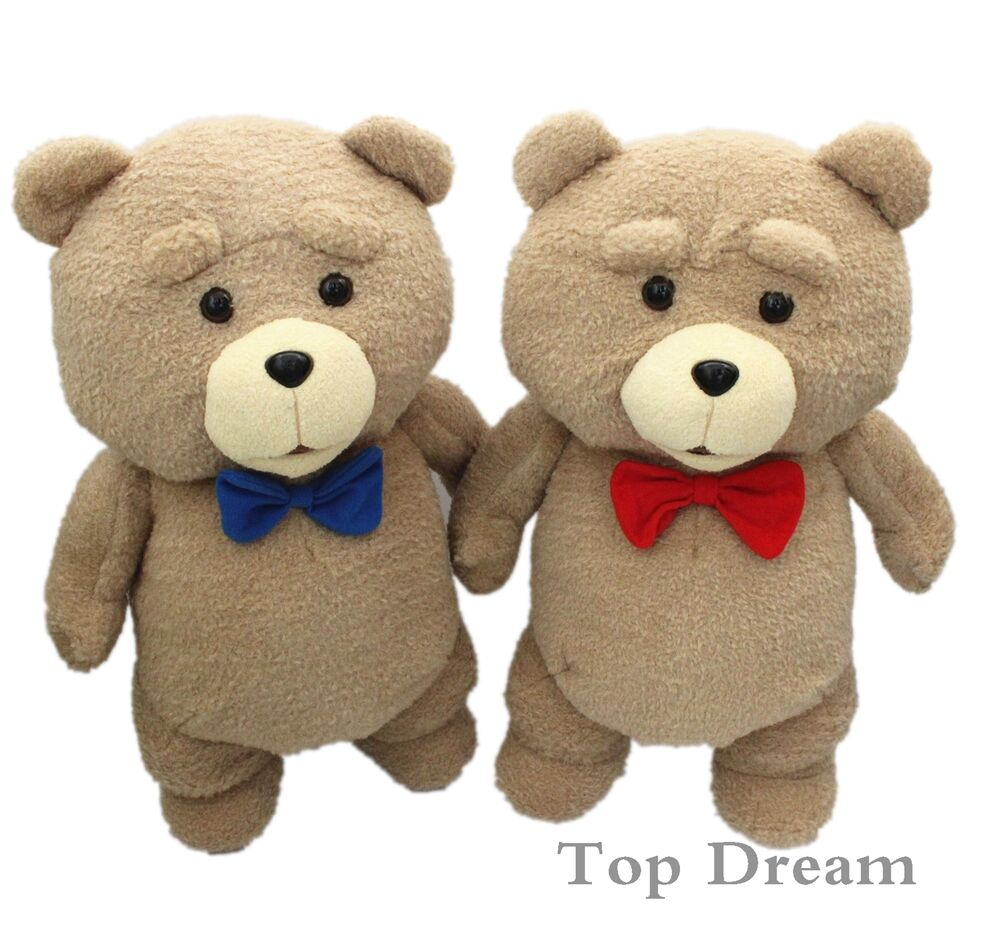 Toys For Ted : Quot cm ted the movie teddy bear wtih bow tie new plush