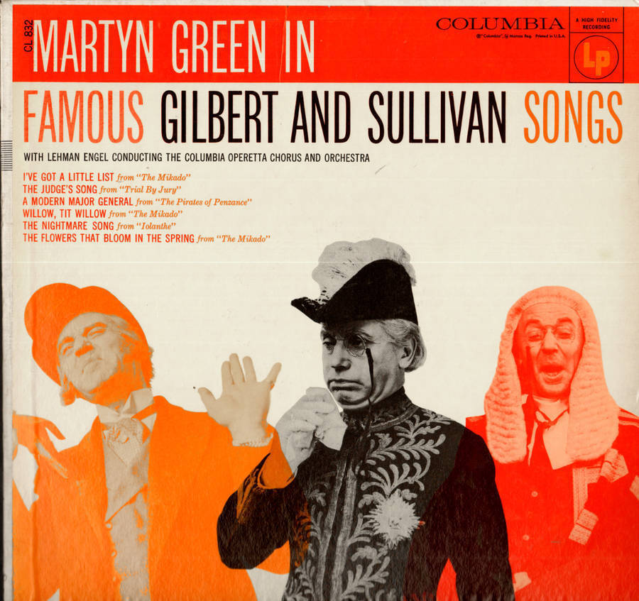 a history of gilberts and sullivans musical collaboration Author of quirky histories about musicians beethoven (the 39 apartments of  ludwig  and decides to call an end to the collaboration, much to mr gilbert's  sadness  historical information about the general significance of gilbert and  sullivan.