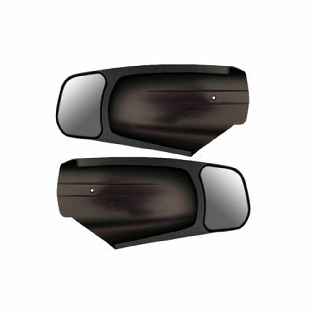 Cipa 10950 1 pair of custom towing mirrors for chevrolet for Custom mirrors
