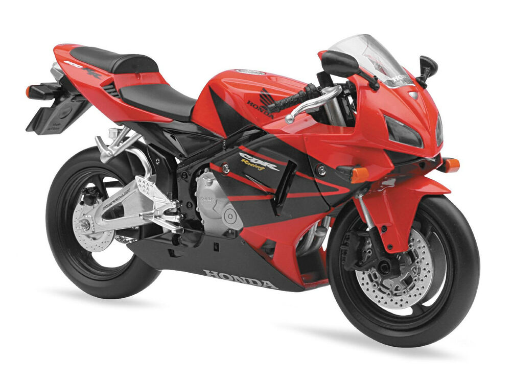 Motorcycle Toys For Boys : New factory honda cbr r toy replica street bike