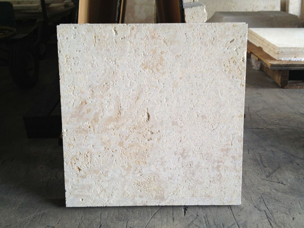 Coralstone Natural Keystone Tiles 16 X 16 X 3 4 Quot Ebay