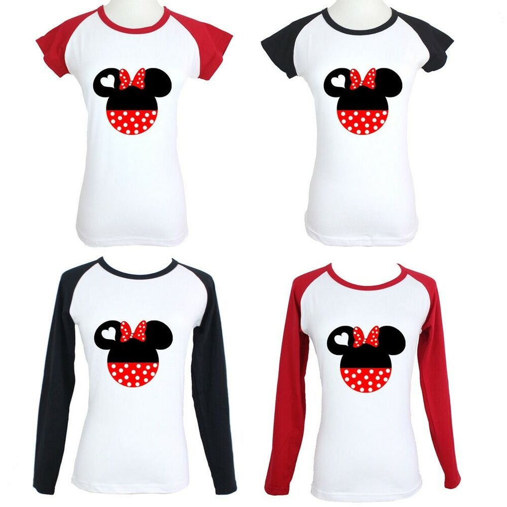 Disney Mickey Mouse Minnie Mouse Mrs Birthday T-Shirt