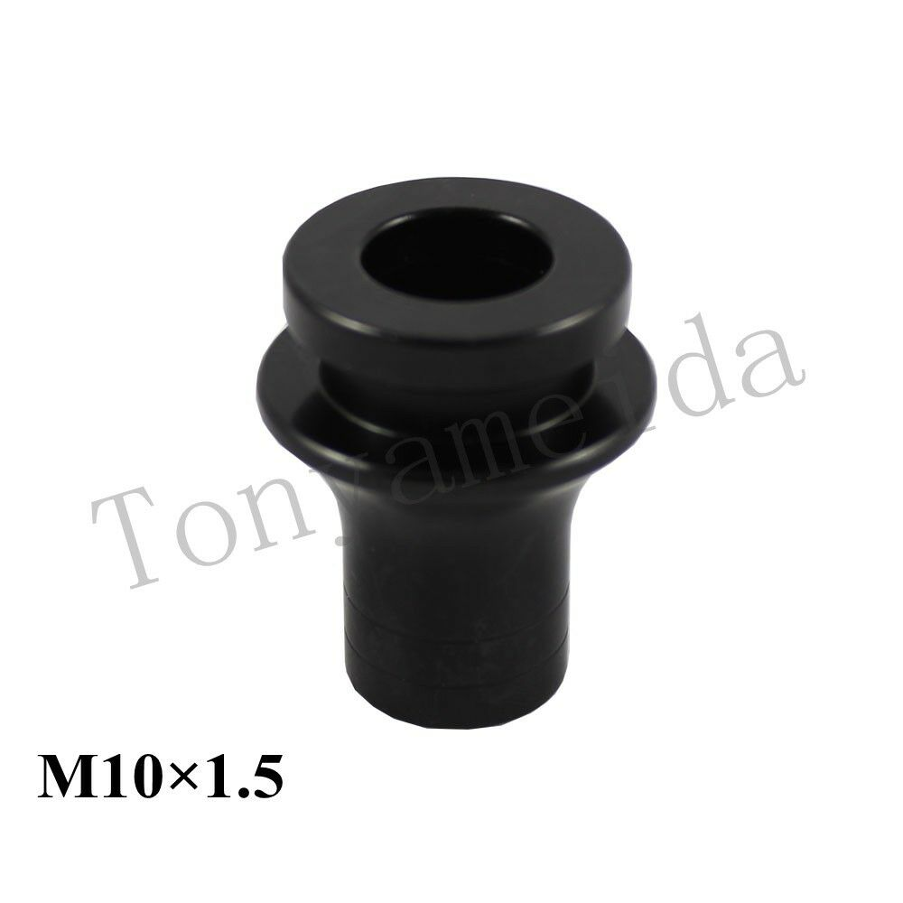 Gear Shift Lever Boot : Shift knob boot retainer adapter m black for manual