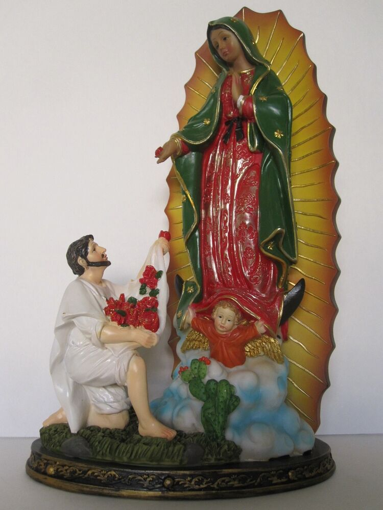 MEXICAN VIRGEN GUADALUPE NEW TILE MURAL eBay