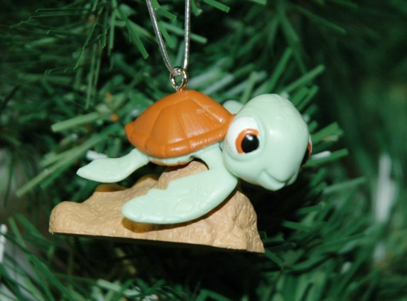 Details about Squirt, Finding Nemo Christmas Ornament - Squirt, Finding Nemo Christmas Ornament EBay