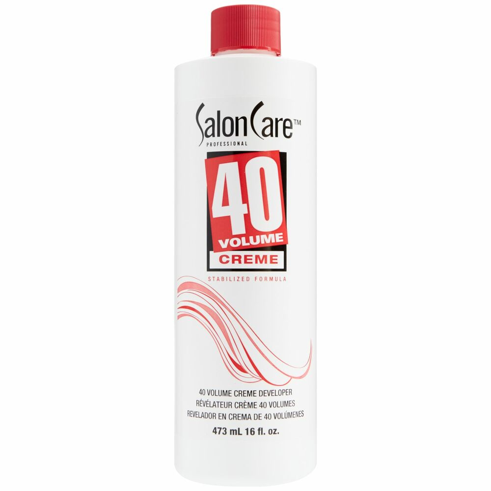 Salon Care 40 Volume Creme Developer  EBay