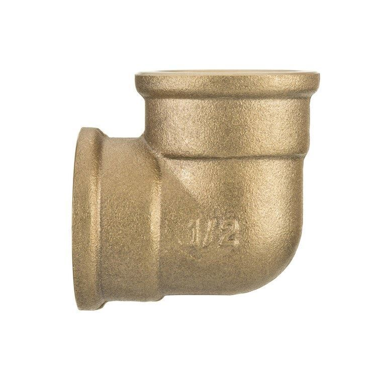 Quot inch thread pipe elbow fittings female