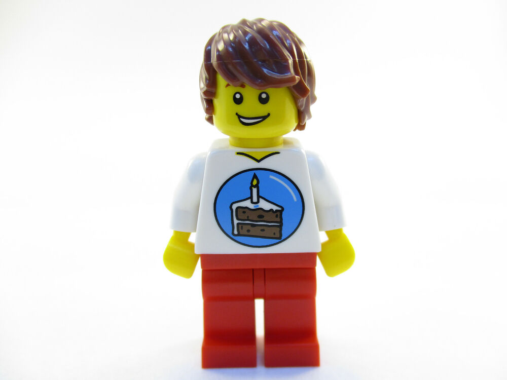 Lego Birthday Max Cake Shirt