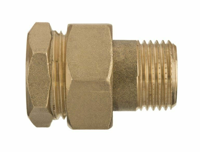 Quot inch threaded pipe joint union fittings female