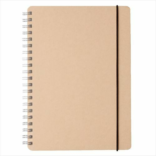 Spiral Notebook Dot grid A5 White 70 sheets from Japan New | eBay