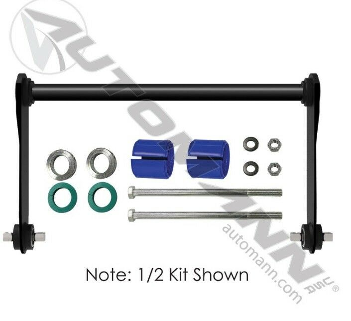Kenworth Sway Bars Complete Kit Upgrade To Ag400 C65
