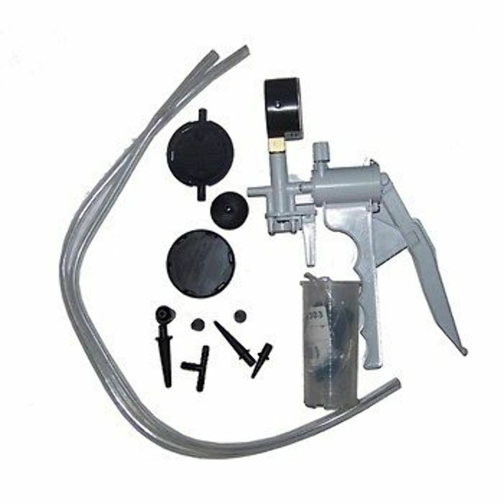 Fuel Systems For Blowers : Nib vacuum gauge mighty vac outboard inboard engine