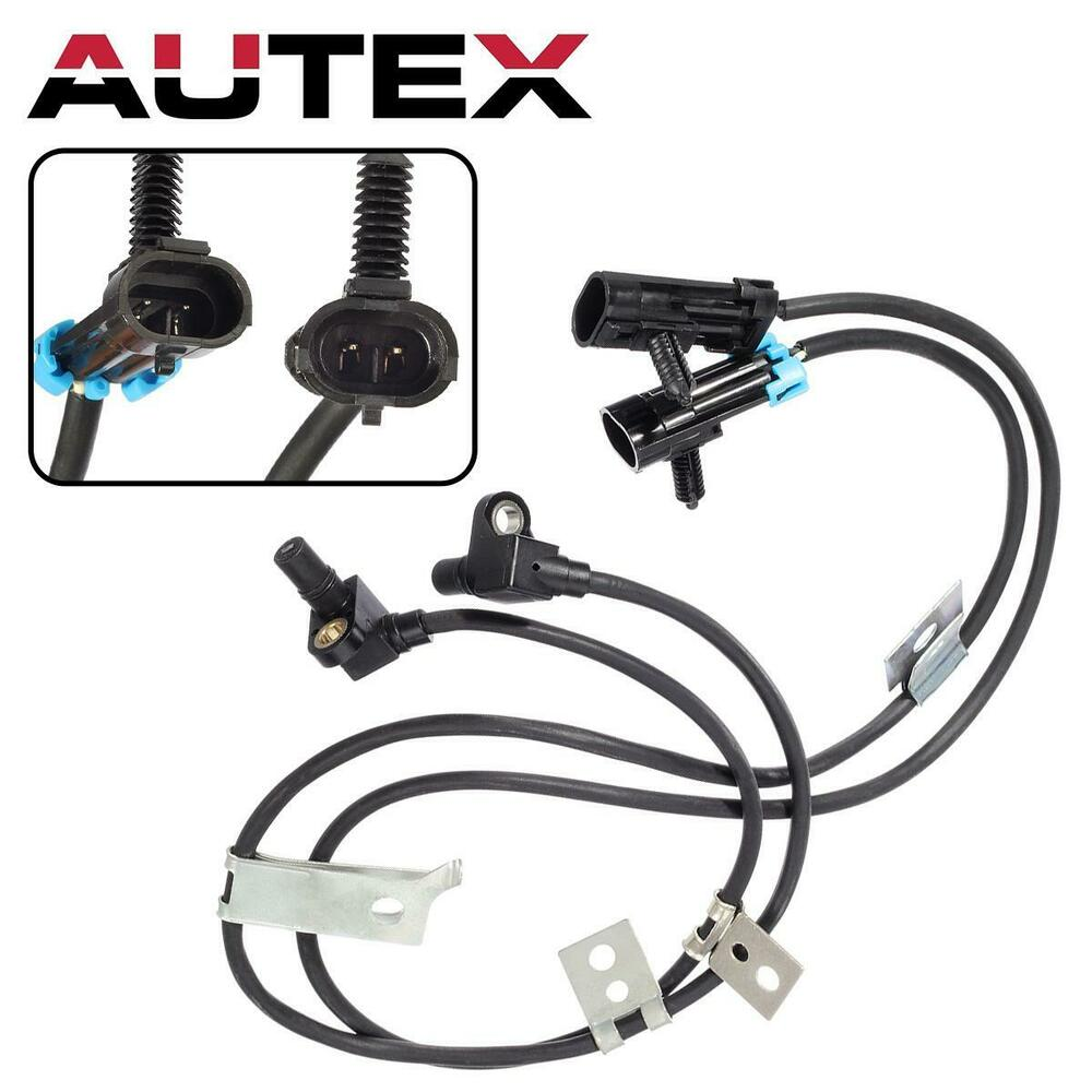 Anti-lock Brake System ABS Sensor For Chevy Silverado 1500