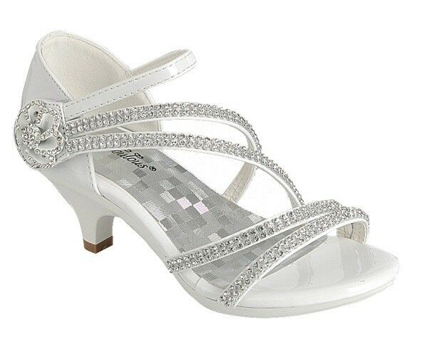 Wedding Heels With Rhinestones: New Women's Shoes Evening Rhinestones Med Heel Wedding