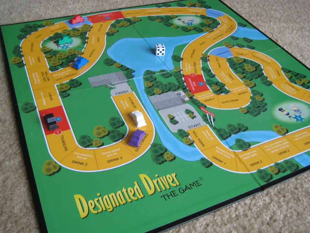 New designated driver adult drinking board game beer pong for Table games for adults