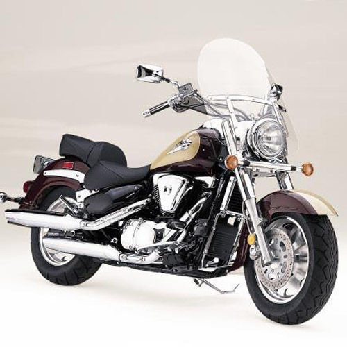 Memphis Shades Fats Solar 19 Quot Windshield Kit Harley Fxdwg