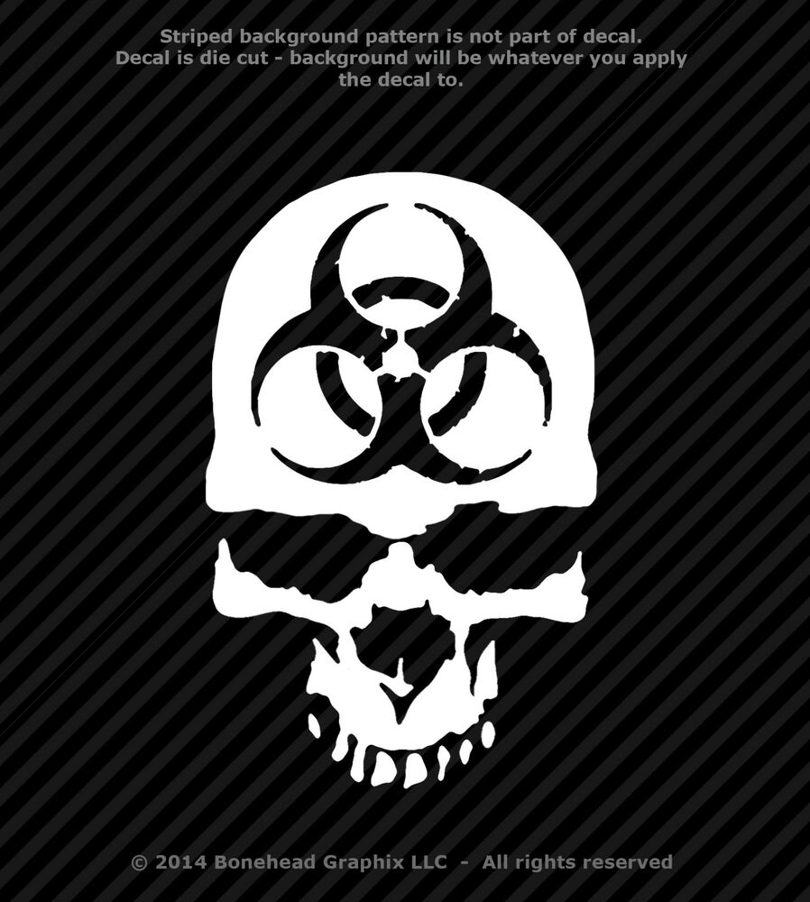 biohazard skull - photo #18