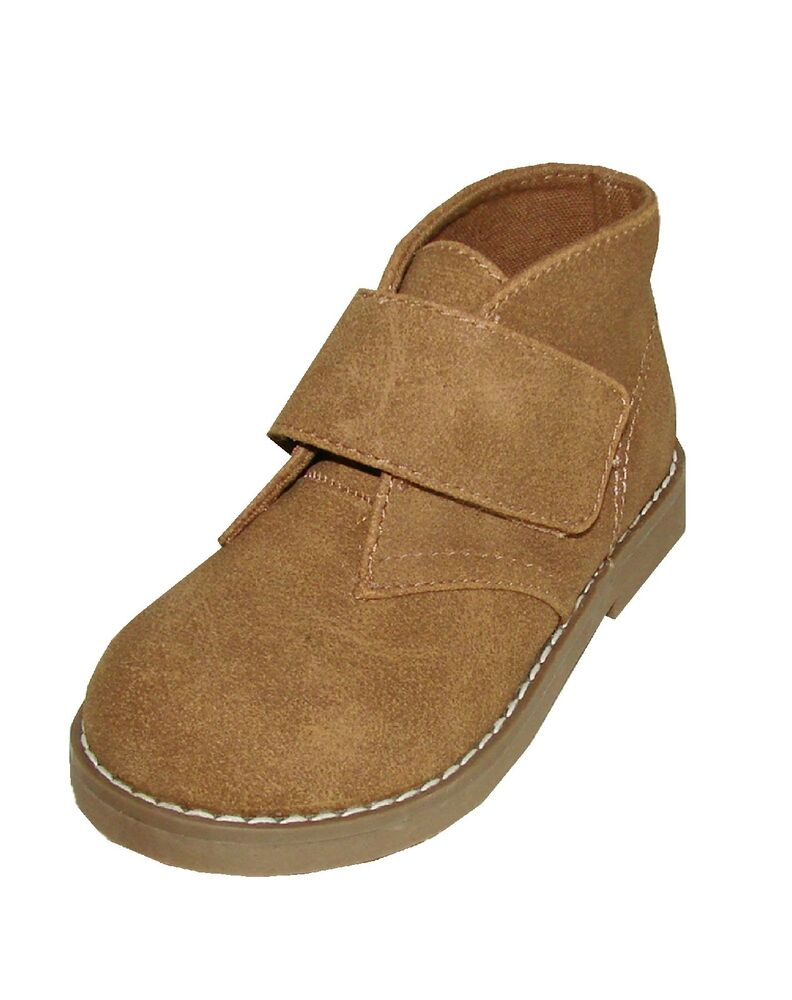 children s place toddler boy s desert boots shoes brown