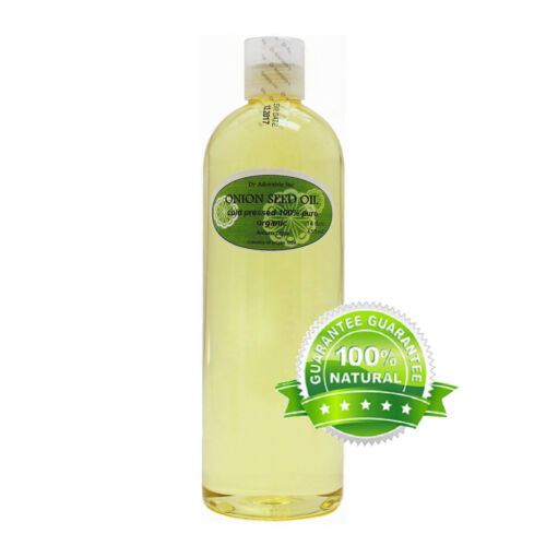 Best Black Onion Seed Oil Organic Natural Hair Care Cold Pressed for Hair Skin