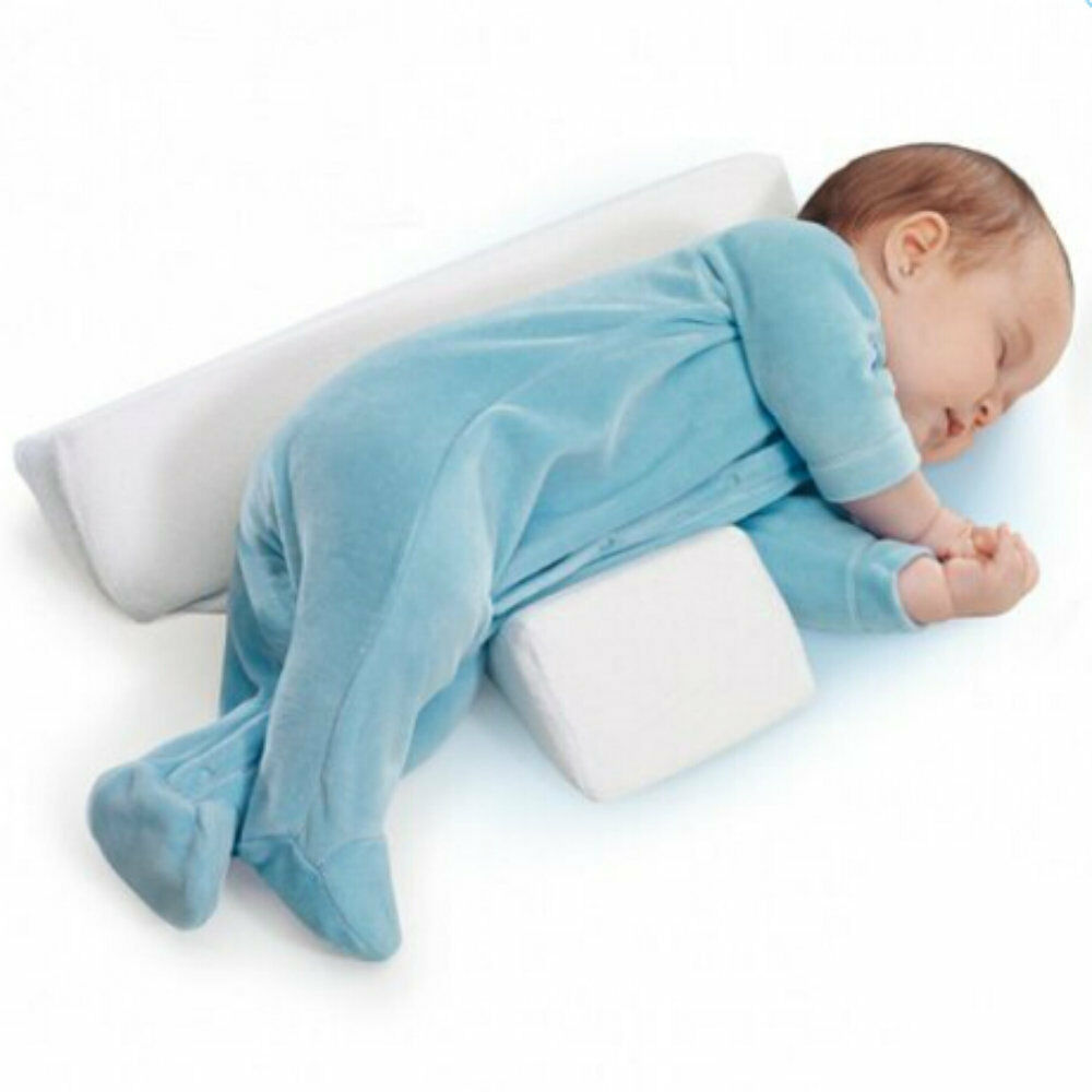Hibaby Newborn Baby Sleep Positioner Infant Anti Roll