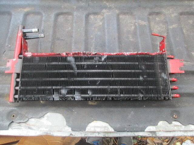 Ford Oil Change >> 1979 International 986 diesel Tractor hydralic oil cooler | eBay