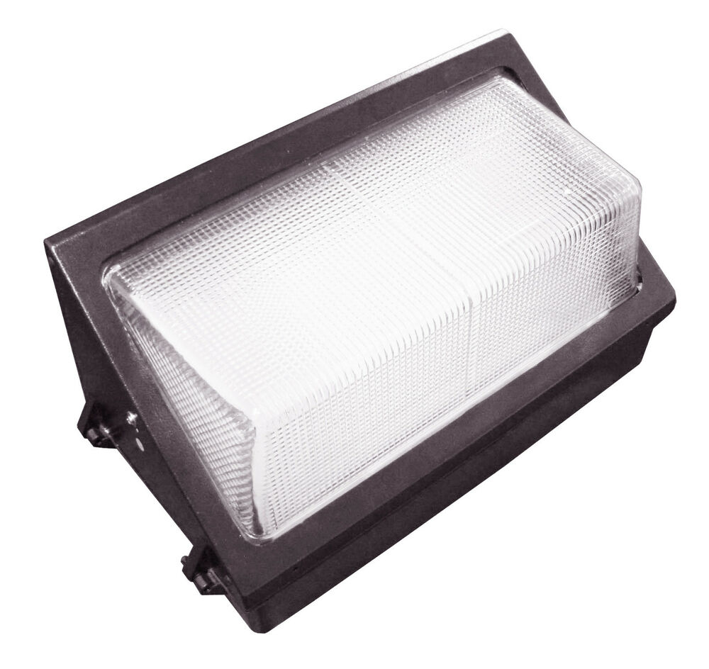 Direct Wire Led Garage Lights: LED Wall Pack 90W Fixture Light Energy Efficient FACTORY