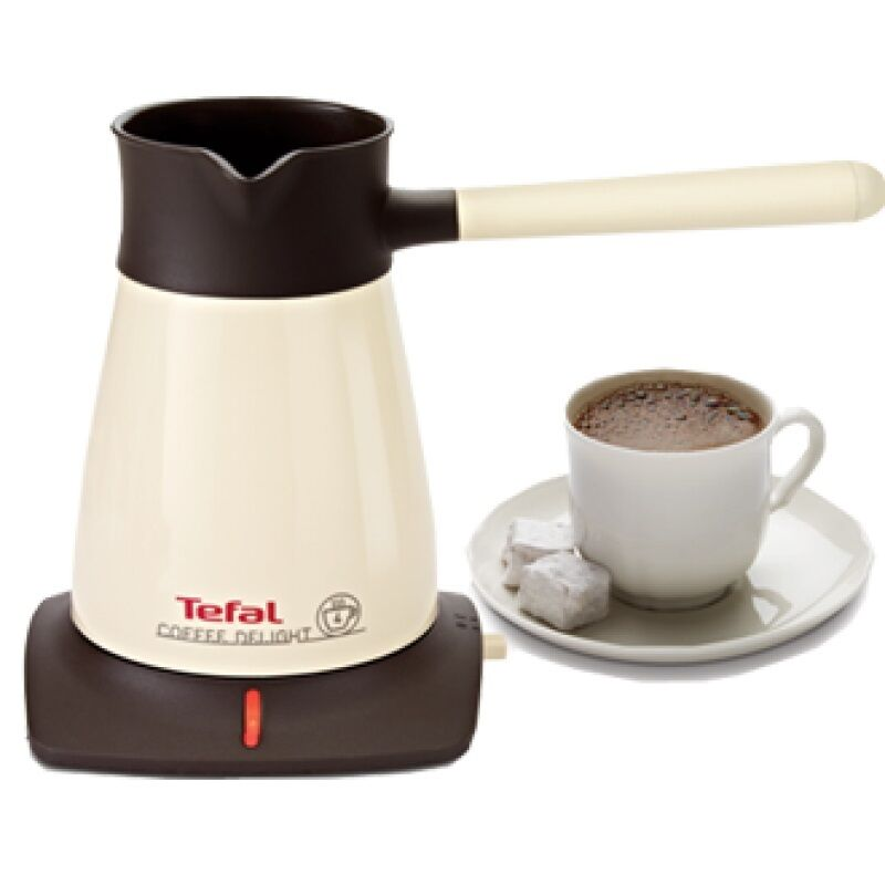 Tefal Coffee Delight Greek Turkish Coffee Maker Machine Electric Pot Briki Beige eBay