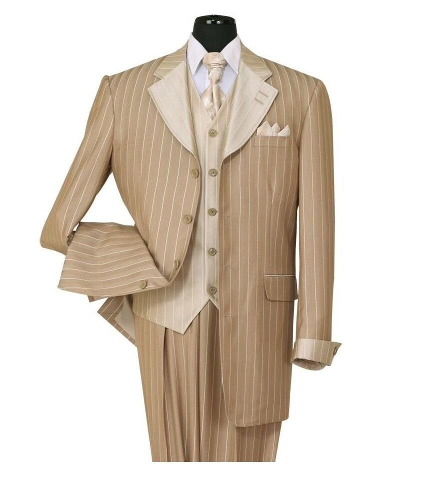 Are Mens style with pin striped suits