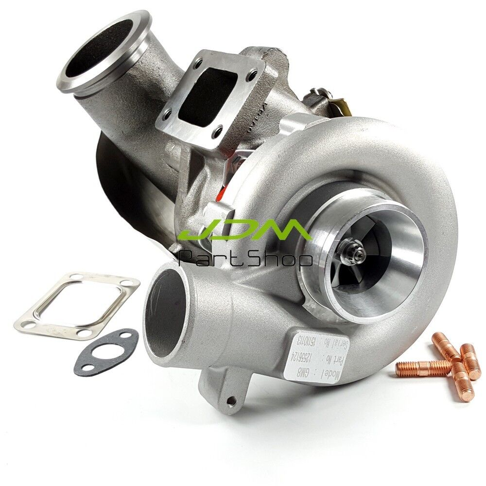 new turbo charger gmc chevy truck gm4 gm5 gm8 6 5 6 5l diesel 96 02 u ebay. Black Bedroom Furniture Sets. Home Design Ideas