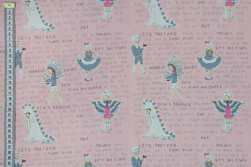 Michael miller designer fabric quality 100 cotton for Modern childrens fabric
