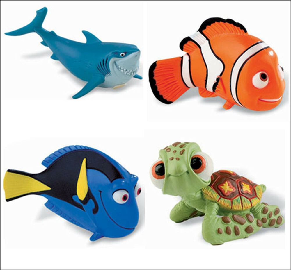 Finding Nemo Toys : Official bullyland disney finding nemo dory figures toy