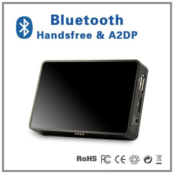 Coolstream Bluetooth Adapter For Audi And Volkswagen Ipod: Car Stereo Bluetooth Handsfree A2DP CD Changer Adapter