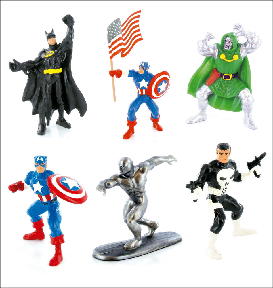 Dc Edible Cake Toppers