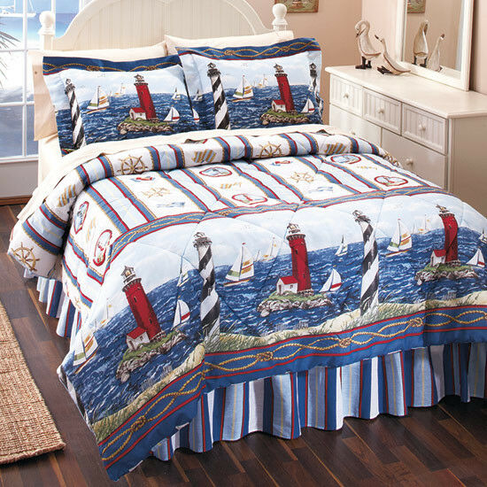 Nautical Themed Bedroom For Boys