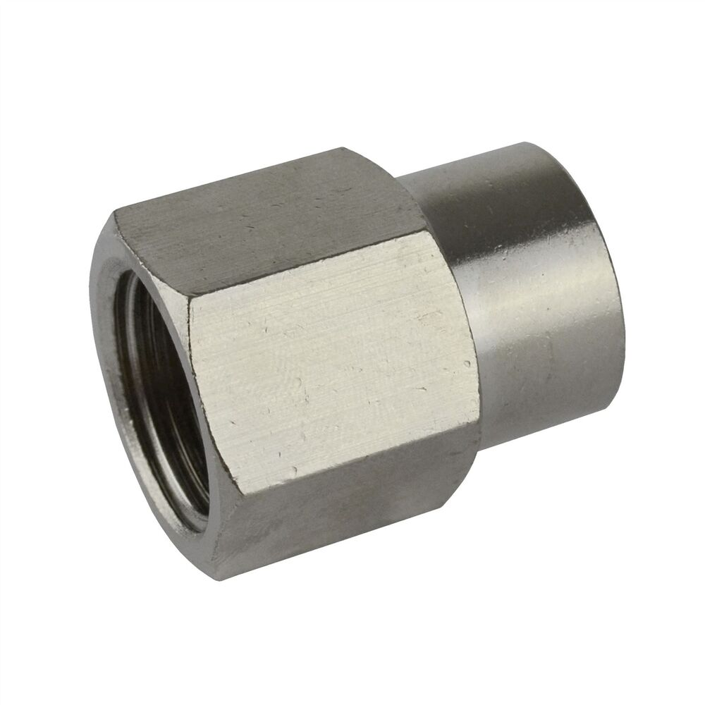 Quot bsp to air fitting female reducing socket